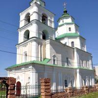 Путивль. Церковь Николы Казацкого, Путивль