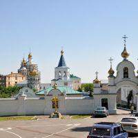 Путивль. Молчанский монастырь-крепость, Путивль