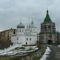 Путивль. Молчанский монастырь., Путивль