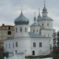 Путивль. Молчанский монастырь.Основан в 1591г., Путивль