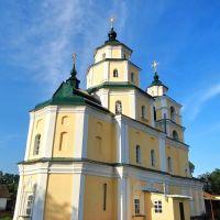 Путивль - церква Миколи Козацького, церковь Николая Казацкого, Путивль