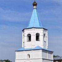 Путивль - надбрамна дзвінниця Мовчанського монастиря, надвратная колокольня, 1604, Путивль