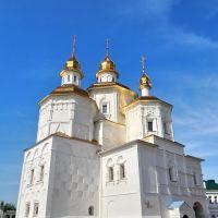 Путивль - Собор Різдва Пресвятої Богородиці, Putyvl - cathedral,  собор Рождества Богородицы, 1604, Путивль