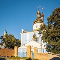 Ромны. собор Святого духа. 1689-1746 гг., Ромны