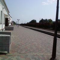 Ромны, платформа, Ромны