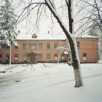 Роменський клінічний пологовий будинок, Ромны