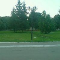 Ровно Привокзальная площадь Near Railway Station Romny, Ромны