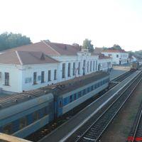 Вокзал Ромны Railway Station Romny, Ромны