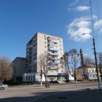 Соборна 2 Ощадбанк, Ромны