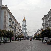 Соборная улица, Сумы