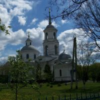 Ильинская церковь на ул. Красногвардейской, Сумы