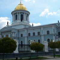 Спасо-Преображенский собор, Сумы