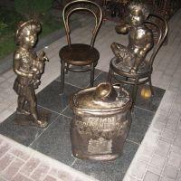 Памятник Сладкоежкам, Сумы