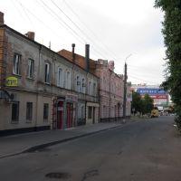 вул. Кузнечна, двоповерхова забудова, Сумы