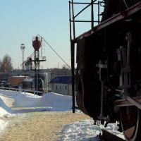 "rail-way station ""Smorodyne"", past and present, Тростянец"