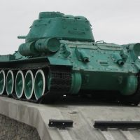 T-34-85, Тростянец
