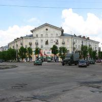 м-н. Маяк, Шостка