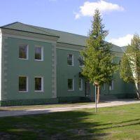 Офис фирмы ПЛЮС, Шостка