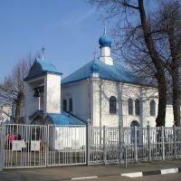 Владимирская церковь, Шостка