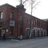 Пожарная часть порохового завода, Шостка