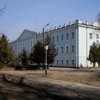 Здание заводоуправления порохового завода, Шостка