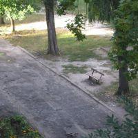 Улица Депутатская, во дворе, Шостка