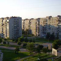 С ул.Мира на ул.Ленина, Шостка