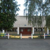 Школа № 5 на ул. Марата, Шостка