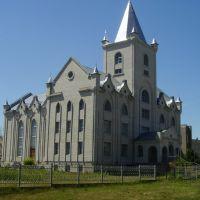Церква ЄХБаптистів / Church of evangelic christians of baptists, Шостка
