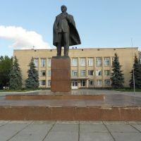 монумент В.И.Ленину, Шостка