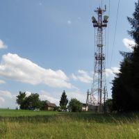 Tv tower in Berezhany, Бережаны