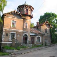 House where I. Franko stayed, Бережаны