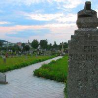 World War I Austrian cemetery, Бережаны