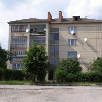 Lepkykh 30-B, Бережаны