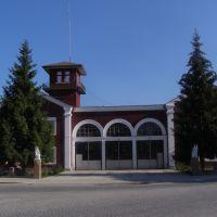 Fire Station, Бережаны