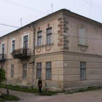 Ul. Chmielnickiego 5, dawniej Rzeżnicza, Бережаны