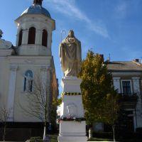 Троицкий собор (1786-1902 г.г.),г.Бережаны, Бережаны