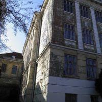 Гімназія в Бережанах, Бережаны