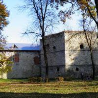 Замок Синявських у Бережанах, 1554, Бережаны