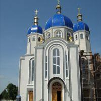 Церква в Борщеві, Борщев