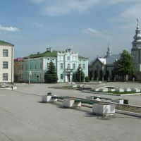 City council, Борщев