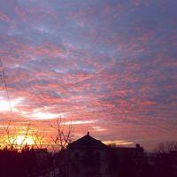 sunset, Борщев