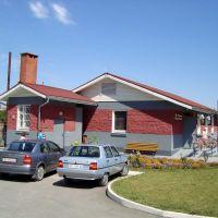 Зал Царства-02, Борщев