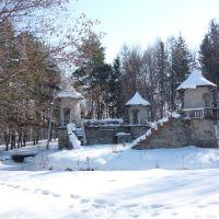 Зимовий Замковий, Борщев