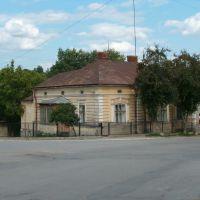 Borszczów / Borshchiv - dom Michalitek, Борщев