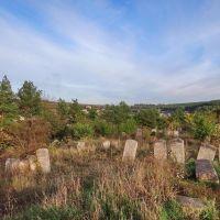 Бучач - кіркут, Buchach - jewish cemetery, еврейское кладбище, Бучач