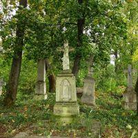 Бучач - старий цвинтар, Buchach - cemetary, Бучач
