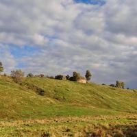 Підзамочок - мальовничі руїни, Pidzamochok - ruins, Бучач