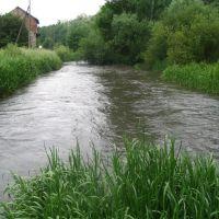 Stypa river, Бучач