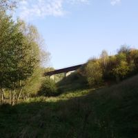 Bridge on river Strypa, Бучач